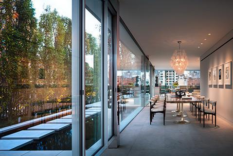 Steven Harris Architects LLP - Apartments